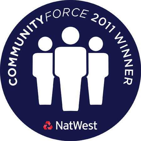 NatWest CommunityForce 2011 Winner