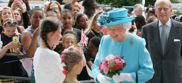 Queen Visits LBBD