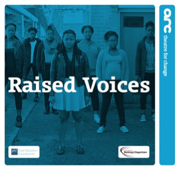 Raised Voices booklet