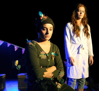 Peter Pan & Wendy, images ©Theresa Snooks, 2013