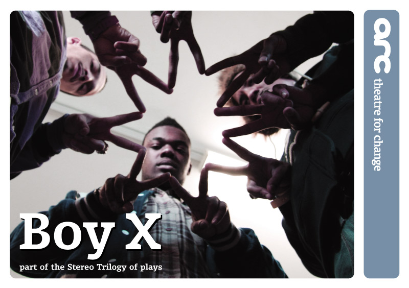 Boy X by Clifford Oliver